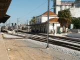 Faro Railway Station