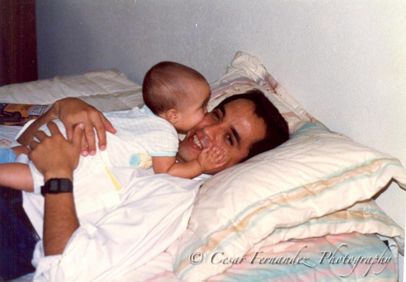 Arlette as a baby with Dad.jpg