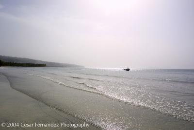 Playa Punta Bonita, Dominican Republic