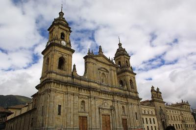 Bogota Cathedral, Colombia.